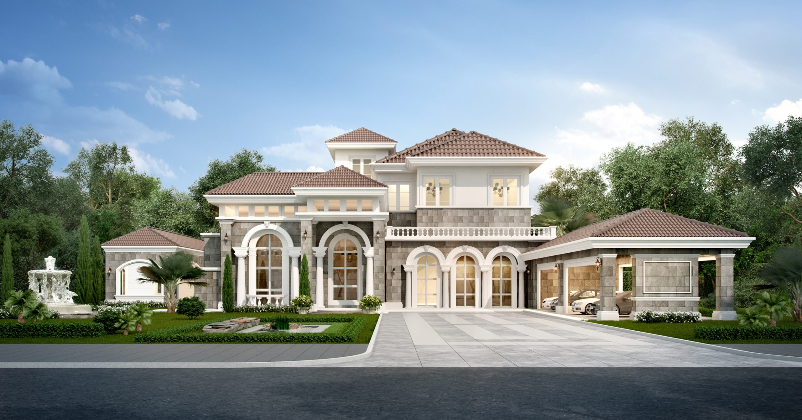 3d-rendering-modern-classic-house-with-luxury-desi-FWD2BNX